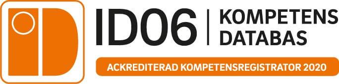 Ackrediterad kompetensregistrator ID06 2020   Eldupphör