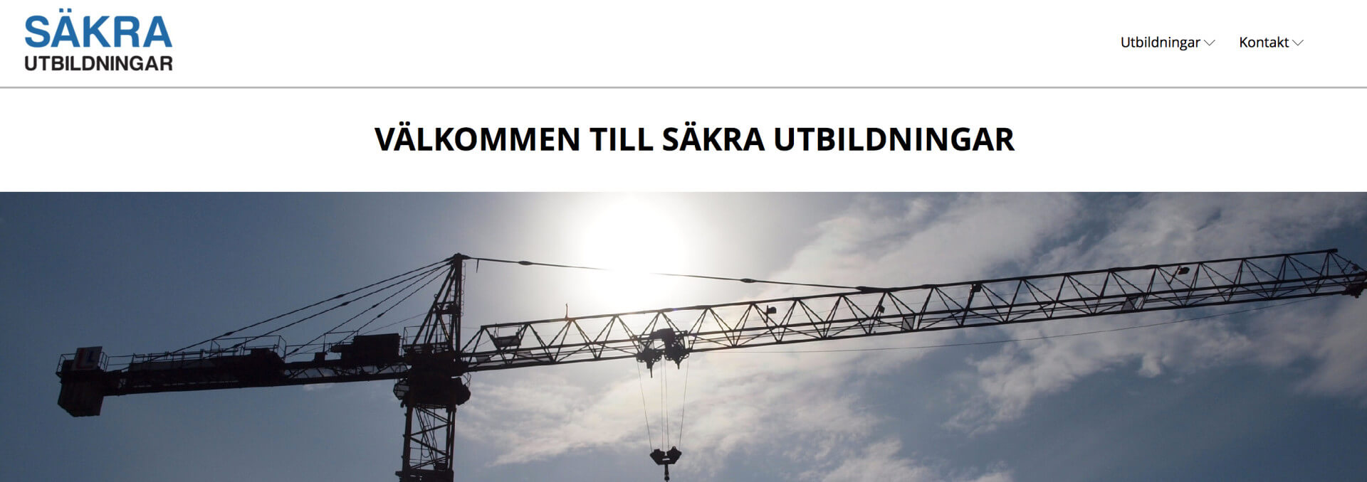 Säkra Utbildningar Malmö Skåne