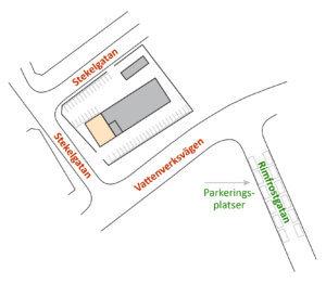 Parkeringskarta | Eldupphör